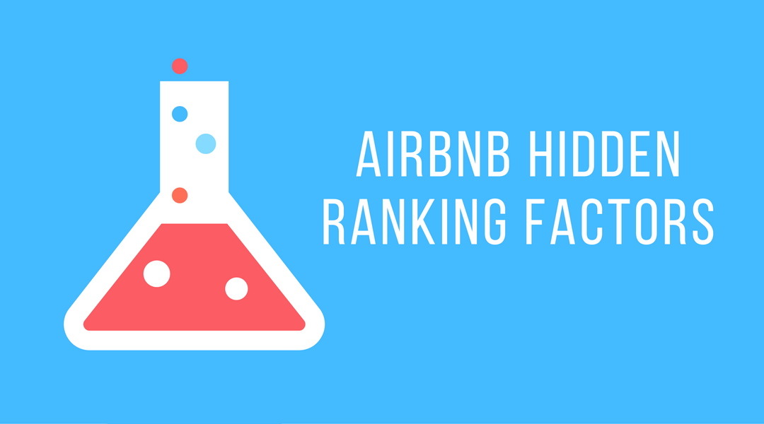 2 Hidden Airbnb Ranking Factors You Should Know About